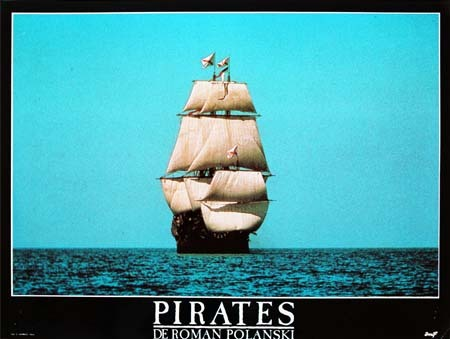 PIRATES  Photos originales du film x10 - 30x40 cm (Série B) - Roman Polanski, Walter Matthau 1986